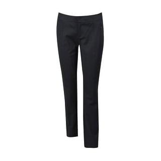 INC International Concepts Women's Straight Leg Curvy Fit Pants