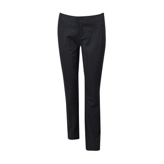 INC International Concepts Women's Straight Leg Curvy Fit Pants