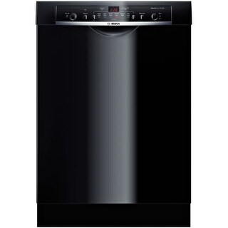 "Bosch SHE3AR7 24"" Built-In Dishwasher with Recessed Handle and Express Wash - Ascenta Series"
