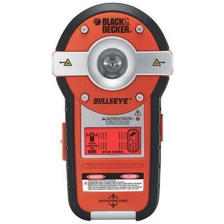 Stanley Black & Decker Bdl190s Bullseye Auto-Leveling Laser With Stud Sensor