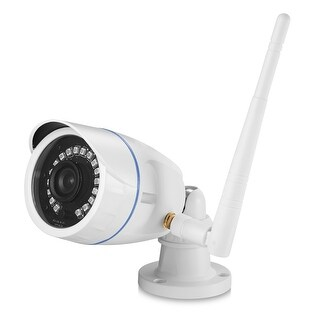 Cirrus O7 - Outdoor 720P Hd Motion Activated Wireless Home Security Surveillance Video Camera