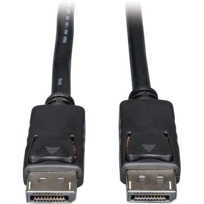 Tripp Lite P580-050 Tripp Lite DisplayPort Cable with Latches - (M/M) 50-ft.