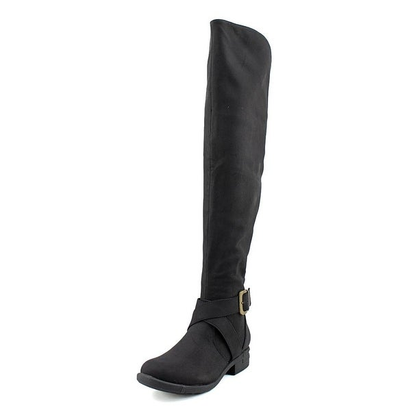 Chinese Laundry Foster Women Round Toe Synthetic Over the Knee Boot