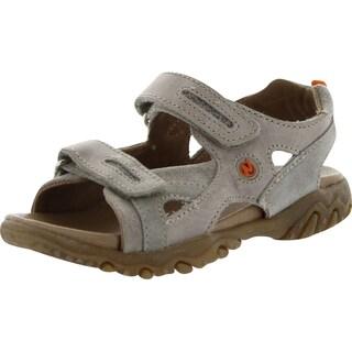 Naturino Boys Goal European Fashion Sandals - sabbia