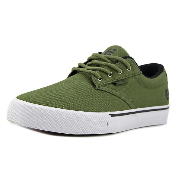 Etnies Jameson vulc Women Round Toe Canvas Skate Shoe