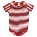 Pulla Bulla Toddler Striped Bodysuit for ages 1-3 years - Thumbnail 0