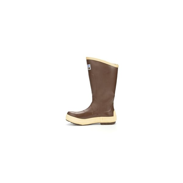 """Xtratuf Men's Legacy 2.0 - 15"""" Tan Composite Toe Insulated Boots- Size 12"""