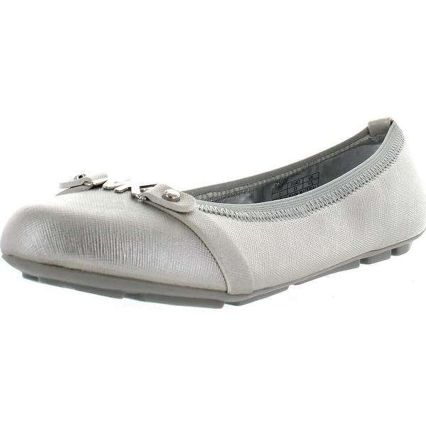 7fdf60f8b629 Shop Michael Kors Girls Rover Heidi Mk Fashion Flats Shoes - Ships ...