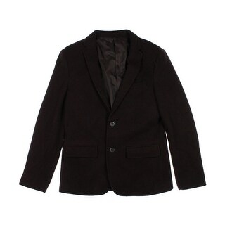 Kenneth Cole Reaction Mens Wool Lined Two-Button Blazer