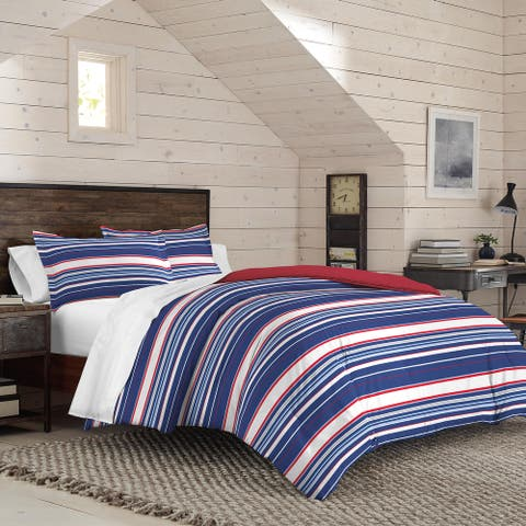 IZOD Jamey Stripe Twin/Twin XL Comforter Set