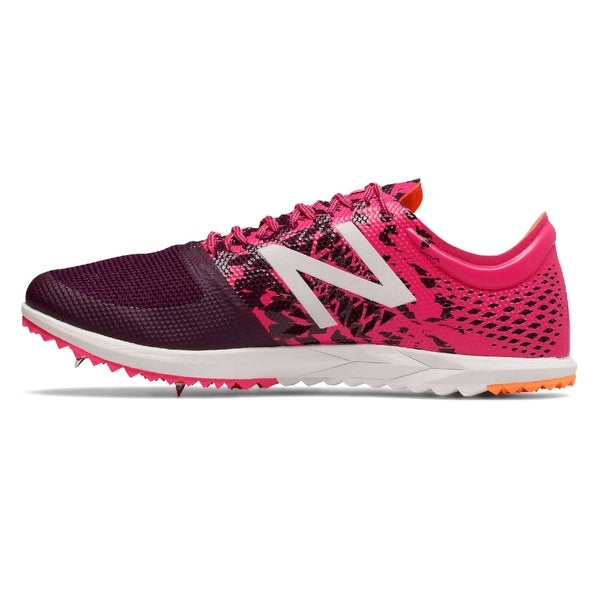 New Balance Womens WXC5000R Low Top Lace Up Running Sneaker