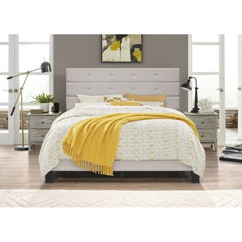 Fremont Upholstered Platform Bed