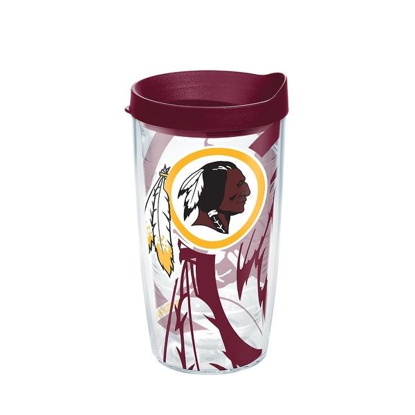 b26a6b8f NFL Washington Redskins Genuine 16 oz Tumbler with lid