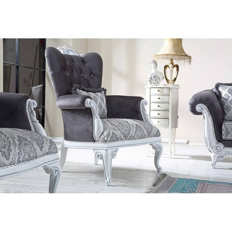 DiscountWorld Prince Living Room Chair