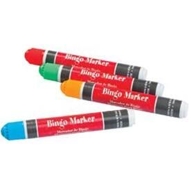 Bingo Marker 4/Pkg-