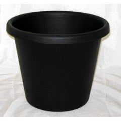 Akro-mils Classic Flower Pot Dark Green 12 Inch Pack Of 12 - 12012G