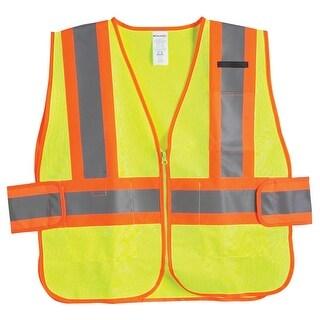 Jackson 3012873 Safety Vest, Lime, M-XL