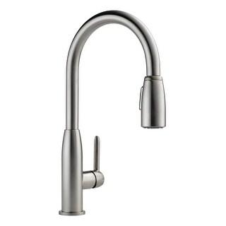 Peerless P188103LF Apex High-Arc Pullout Spray Swivel Kitchen Faucet