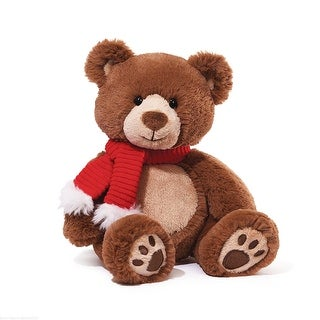 """18"""" Soft and Silky Plush Twinkie Bear Doll Children's Stuffed Animal Christmas Toy - Brown"""