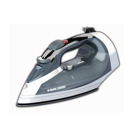 Black & Decker ICR05X Steam Iron With Cord Reel