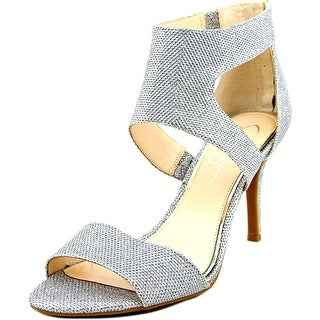 Jessica Simpson Mekos Women Open Toe Canvas Sandals