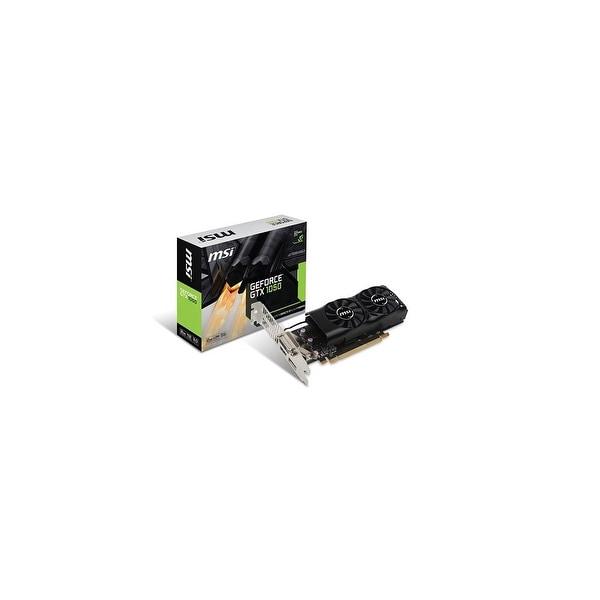 MSI USA GeForce GTX Video Card GTX 1050 2GT LP GeForce GTX Video Card