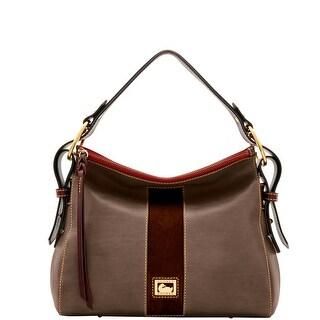Dooney & Bourke Florentine Suede Parker Hobo Shoulder Bag (Introduced by Dooney & Bourke at $328 in Oct 2017)