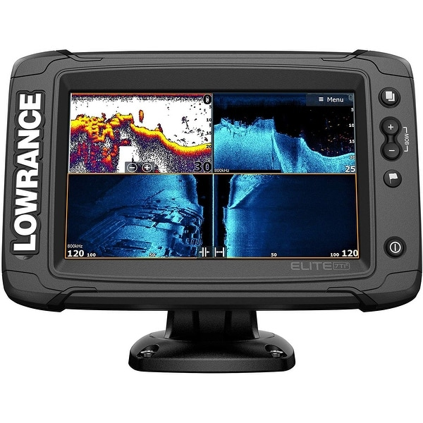 Lowrance Elite-7 Ti2U.S Inland with HDI Transducer- 000-14634-001. Opens flyout.
