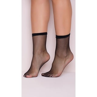 Fishnet Anklets - One Size Fits most (2 options available)