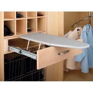 Rev-A-Shelf RAS-CIB COVER-R-52 CIB Series Ironing Board Cover for Closet Model Ironing Centers