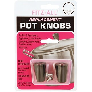 Tops 579 Fitz-All Replacement Pot Knob