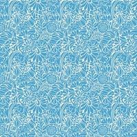Con-Tact Brand 18'X9' Batik Blue Liner