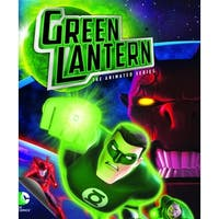 Green Lantern Animated Series S1 [BLU-RAY]