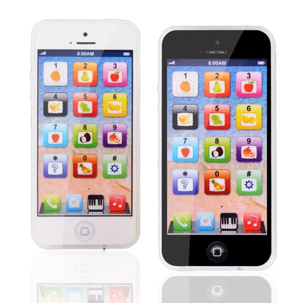 So Smart Kids Toy Phone with 8 Fun Learning Functions