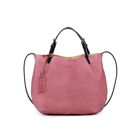 OLD TREND Genuine Leather Island Mini Tote