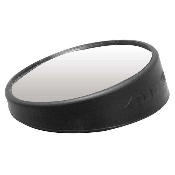 Pilot Automotive 2-inch Convex Adjustable Blind Spot Mirror