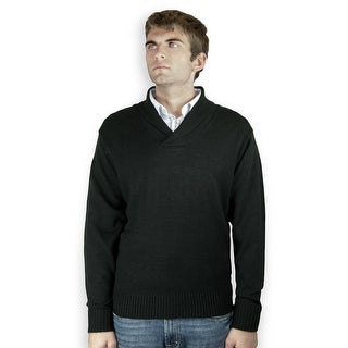 Shawl-Collar Sweater (SW-689)