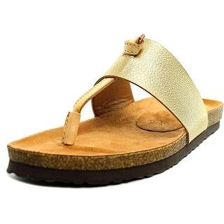 BC Footwear Lynx Open Toe Synthetic Thong Sandal