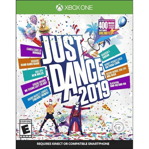 Just Dance 2019 Standard Edition - Xbox One