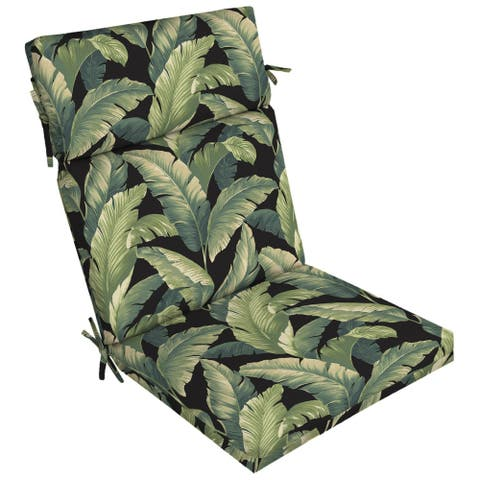 Arden Selections Onyx Cebu Dining Chair Cushion - 44 in L x 21 in W x 4.5 in H