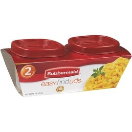 Rubbermaid .5 Cup Food Container