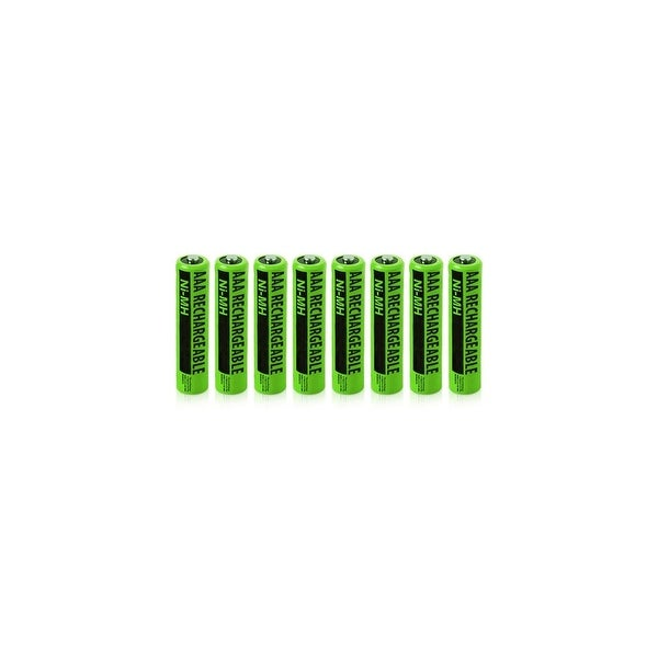 Replacement Philips NiMH AAA Battery for CD4451B / ID9371 / VOIP8410B/37 Phone Models (6 Pack)