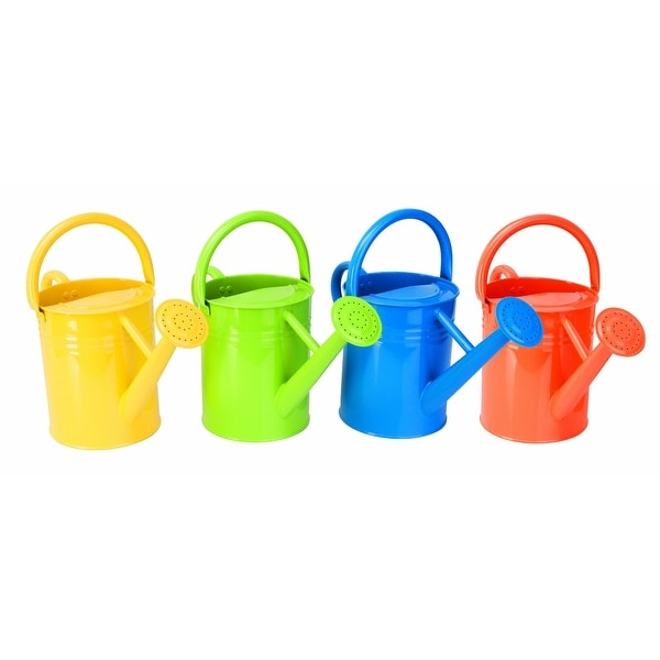 Panacea 84832 Watering Can, Assorted Colors, 2 Gallon