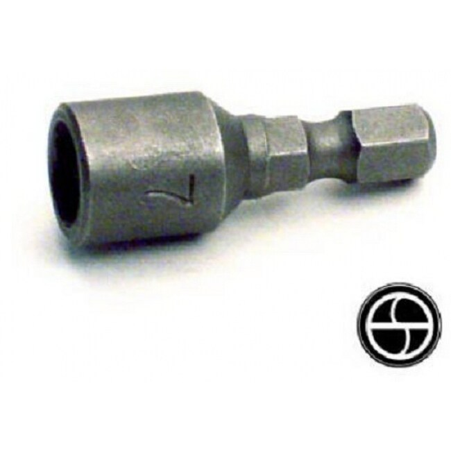 Eazypower 88218 Metric Magnetic Nut Setter, 7 mm, 1-1/4