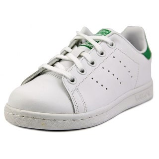 Adidas Stan Smith C Youth Synthetic White Fashion Sneakers