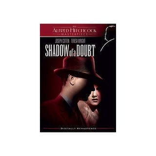 SHADOW OF A DOUBT (DVD) (DOL DIG 2.0 MONO/FF/ENG SDH/SPAN)