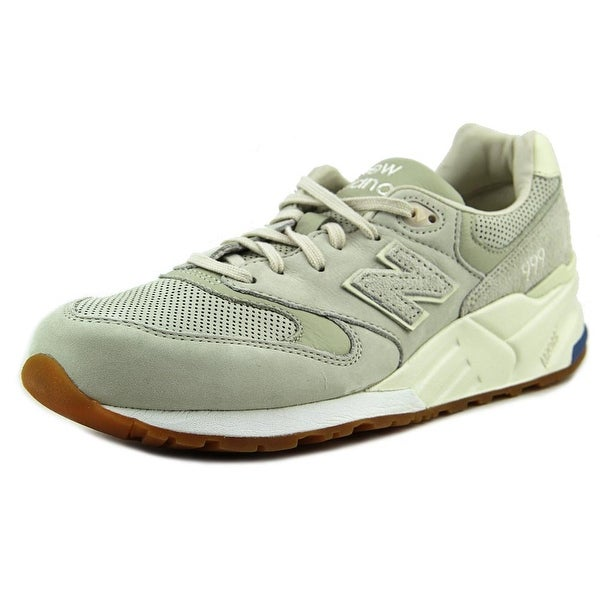 New Balance ML999 Men Round Toe Suede Gray Running Shoe