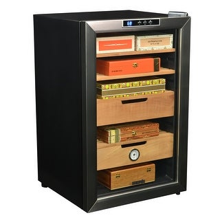 NewAir CC-300 Cigar Cooler - Black