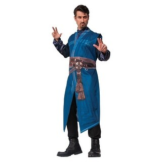 Doctor Strange Men's Costume Robe - Blue