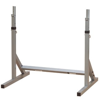 Body-Solid Powerline Squat Stand - metal
